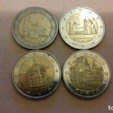 Euros: NUEVO BLISTER DE MONEDAS DE 2 EUROS MUY INTERESANTE. Lote 186451662