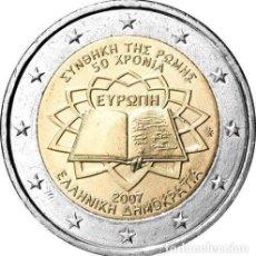 Euros: 2 EUROS CONMEMORATIVA GRECIA 2007 TDR SC. Lote 269950623
