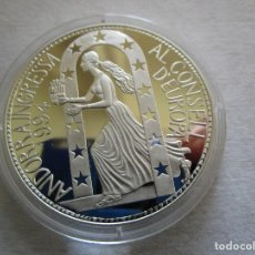 Euros: ANDORRA . 10 DINERS DE PLATA DEL AÑO 1995 . TOTALMENTE NUEVA. Lote 187354957