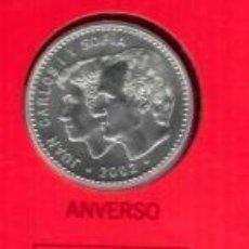 Euros: MONEDA REAL CASA DE LA MONEDA COMEMORATIVA DE 12 EUROS DE PLATA AÑO 2002 . Lote 187443758