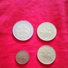 Euros: SET MONEDAS ZONA EURO LIETUVA . Lote 190935348