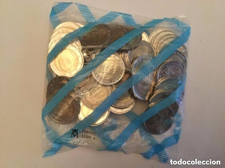 2 EUROS 2002- BOLSA OFICIAL- 50 PIEZAS (Numismática - España Modernas y Contemporáneas - Ecus y Euros)
