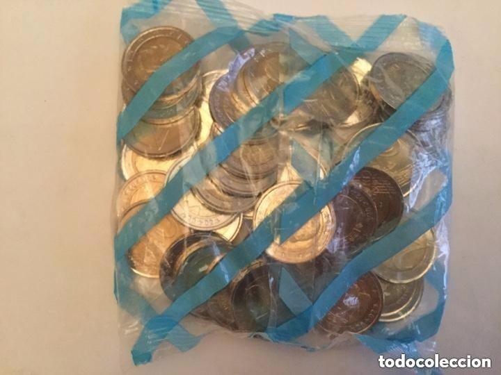 Euros: 2 euros 2002- bolsa oficial- 50 piezas - Foto 2 - 191143596