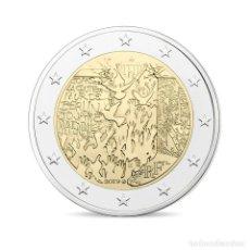 Euros: FRANCIA 2 EUROS 2019 CONM. 30 AÑOS CAIDA MURO DE BERLÍN - SIN CIRCULAR -. Lote 191240015