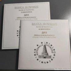 Euros: CARTERA EURO ESLOVENIA 2011. Lote 192262908