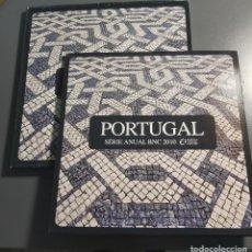 Euros: CARTERA EURO PORTUGAL 2010. Lote 192263107