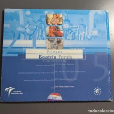 Euros: CARTERA EURO HOLANDA 2005. Lote 192263480