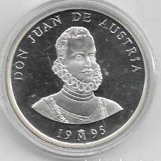 Euros: 5 ECUS DE PLATA DE JUAN DE AUSTRIA DEL 1995. Lote 193960933