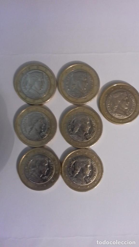 UN BLISTER INTERESANTE (Numismática - España Modernas y Contemporáneas - Ecus y Euros)