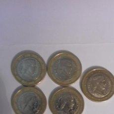 Euros: UN BLISTER INTERESANTE. Lote 194156108