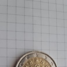 Euros: 2 EUROS PORTUGAL 2002 CON ERROR. Lote 194202001