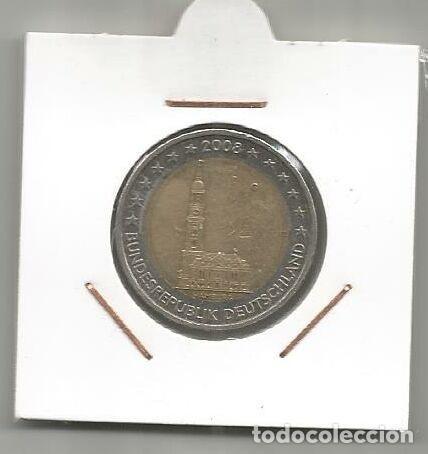 MONEDA DE ALEMANIA MONEDA CONMEMORATIVA 2 EUROS 2008 (Numismática - España Modernas y Contemporáneas - Ecus y Euros)