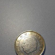 Euros: MGS - MONEDA 1 € BÉLGICA 1999 CURSO NORMAL MBC. Lote 194524541