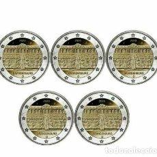 Euros: ALEMANIA 2 EUROS 2020 PALACIO POTSDAM, BRANDENBURGO. Lote 194647898