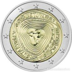 Euros: LITUANIA 2019 2€ LOS SUTARTINĖS. Lote 194726187