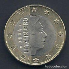Euros: LUXEMBURGO - 1 EURO 2004 - EBC - TENGO MÁS MONEDAS DEL MUNDO, MIRA LOS OTROS LOTES. Lote 194726815