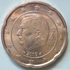 Euros: BÉLGICA - 20 EUROCENTS 2009 - EBC - TENGO MÁS MONEDAS DEL MUNDO, MIRA LOS OTROS LOTES. Lote 194727345