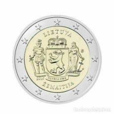 Euros: LITUANIA 2019 2€ REGIONES ETNOGRÁFICAS LITUANAS - SAMOGITIA. Lote 194737046