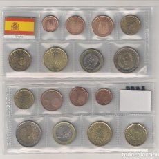 Euros: TIRA DE LAS MONEDAS DE EURO DE ESPAÑA DEL AÑO 2010. SIN CIRCULAR.. Lote 260816435