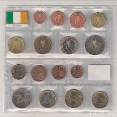 Euros: TIRA DE LAS MONEDAS DE EUROS DE IRLANDA AÑO 2011. SIN CIRCULAR.. Lote 195119320