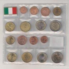 Euros: TIRA DE LAS MONEDAS DE EUROS DE ITALIA AÑO 2005. SIN CIRCULAR.. Lote 195124075