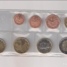 Euros: TIRA DE LAS MONEDAS DE EUROS DE ANDORRA AÑO 2014. SIN CIRCULAR.. Lote 195221180