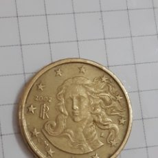 Euros: EURO CENT ITALIA 2002 CON LA CM Y R. Lote 195420336