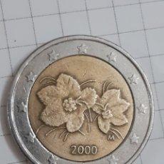 Euros: 2 EUROS FINLANDIA 2000 CON EL NÚCLEO TOCANDO LAS ESTRELLAS. Lote 195420591