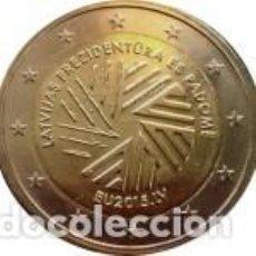 Euros: LETONIA 2015. 2 EUROS. PRESIDENCIA LETONA DEL CONSEJO DE LA UE. S/C. Lote 279411543
