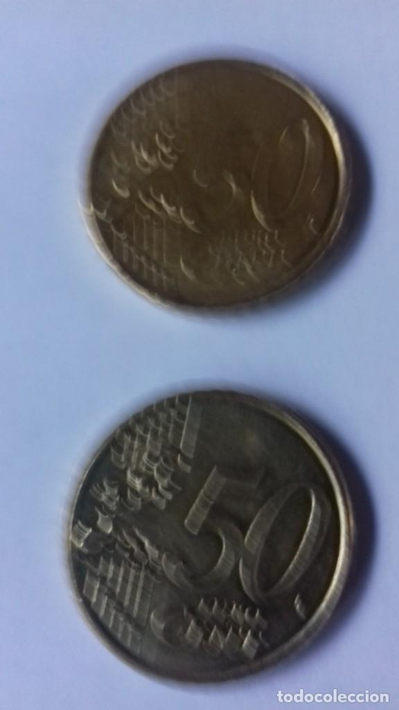 Euros: Lote de monedas de varios centimos - Foto 5 - 197297305