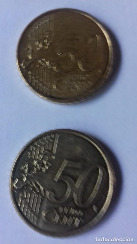 Euros: Lote de monedas de varios centimos - Foto 6 - 197297305