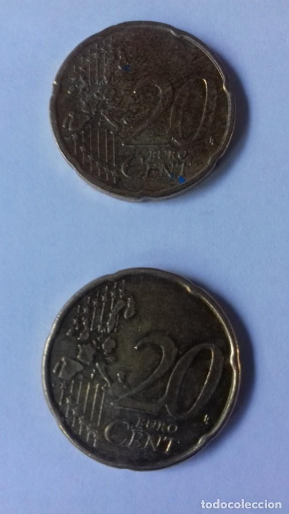 Euros: Lote de monedas de varios centimos - Foto 12 - 197297305