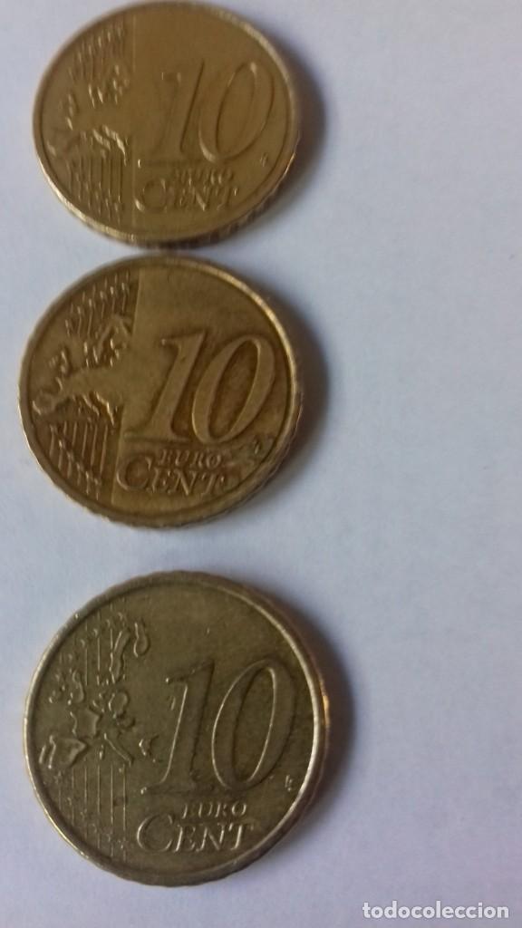 Euros: Lote de monedas de varios centimos - Foto 19 - 197297305