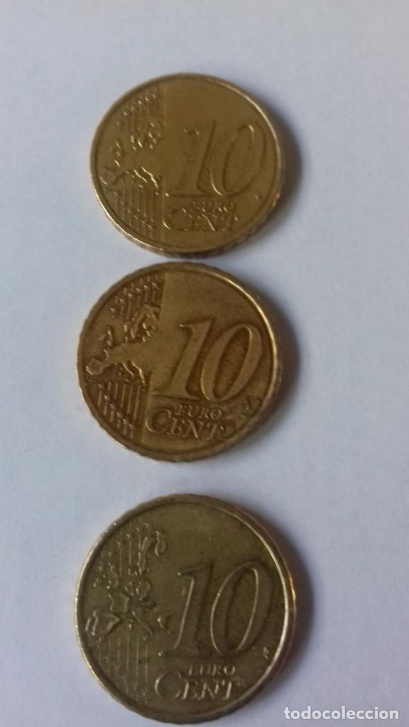 Euros: Lote de monedas de varios centimos - Foto 20 - 197297305