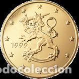 FINLANDIA 2001. 50 CENTS. S/C (Numismática - España Modernas y Contemporáneas - Ecus y Euros)