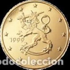 Euros: FINLANDIA 2001. 50 CENTS. S/C . Lote 197676746
