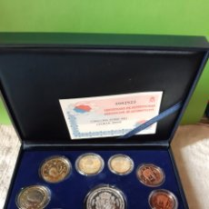 Euros: PROOF OJO CON MONEDA PLATA 12 EUROS TAMBIÉN NO ES LA NORMAL CERTIFICADO 0002823. Lote 198505801