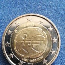 Euros: MONEDA DE 2€ ERROR VARIANTE ESPAÑA ESTRELLAS GRANDES SC. Lote 198927838