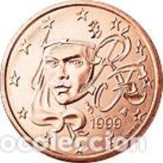 Euros: FRANCIA 2007. 1 CENT. S/C. Lote 257541625