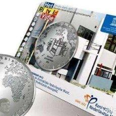 Euros: 5 EUROS HOLANDA 2013- UNESCO.CASA RIETVELD SCHRÖDER COINCARD (BLISTER-CARNET). Lote 200811221