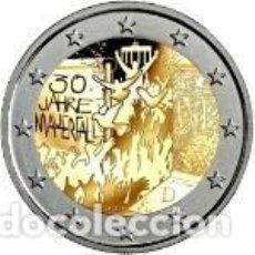 Euros: ALEMANIA 2019. 2 EUROS. 30 AÑOS DE LA CAÍDA DEL MURO DE BERLÍN. S/C. Lote 254223425