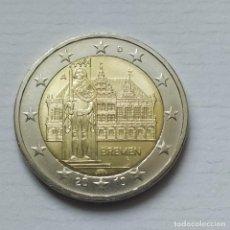 Euros: ## ALEMANIA - 2 EUROS CONMEMORATIVOS 2010 A SIN CIRCULAR ##. Lote 204599240