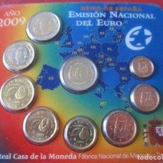 Euros: ESPAÑA. SET EUROS 2009 DE LA CASA DE LA MONEDA. Lote 204821658