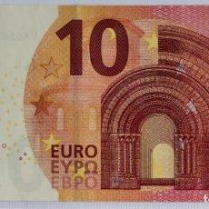 Euros: BILLETE DE CURSO LEGAL, 10 EUROS, LETRA V, ESPAÑA. Lote 205565995