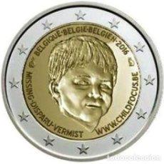Euros: BELGICA 2 EUROS 2016 - CONM. CHILDREN FOCUS. Lote 205690610