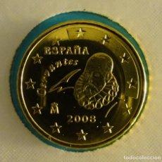 Euros: ESPAÑA 50 CÉNTIMOS DE EURO 2008. SIN CIRCULAR. Lote 207144605