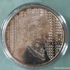 Euros: MONEDA 5 € EUROS HOLANDA 2006. IV CENTENARIO DEL NACIMIENTO DE REMBRAND. PLATA DE LEY. Lote 208234428