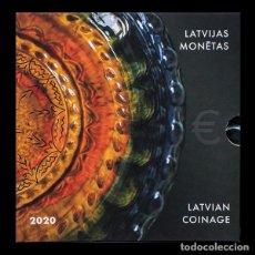 Euros: EURO SET LETONIA 2020 BU. Lote 208490697