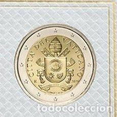 Euros: VATICANO 2020 2€ DE CARTERA OFICIAL. Lote 211705830