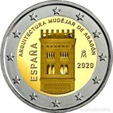 Euros: ESPAÑA 2020. MONEDA DE 2 EUROS CONMEMORATIVA DEL ARTE MUDEJAR. SIN CIRCULAR. Lote 211722113